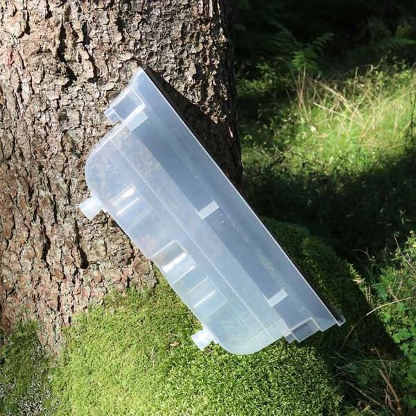 MultiWit Trap-Tub for Bark Beetle Slit Trap complete without Funnel