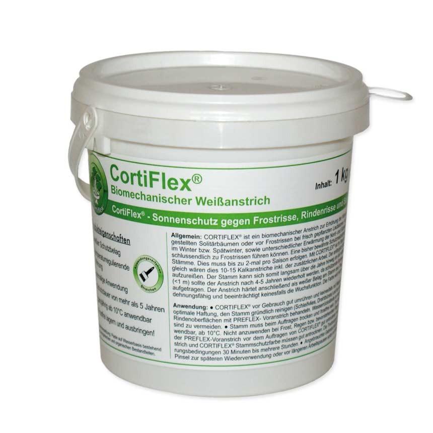 CORTIFLEX® Stammschutzfarbe - 1 kg inkl. Schleifvlies
