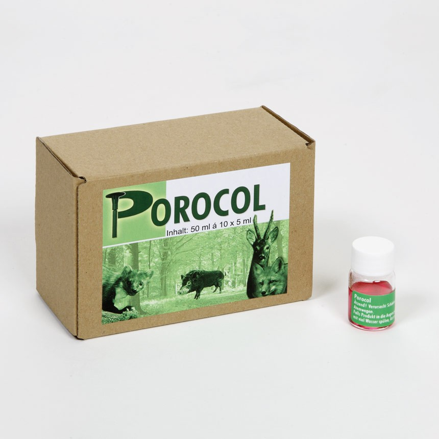 WAM®-Porocol® – Duftstoff inkl. Dochte