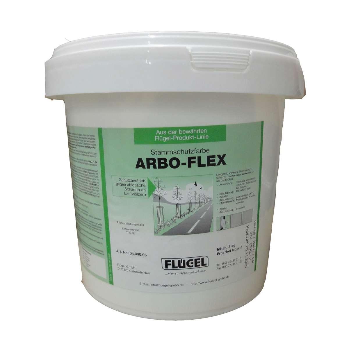 ARBO-FLEX Stammschutzfarbe inkl. Schleifvlies