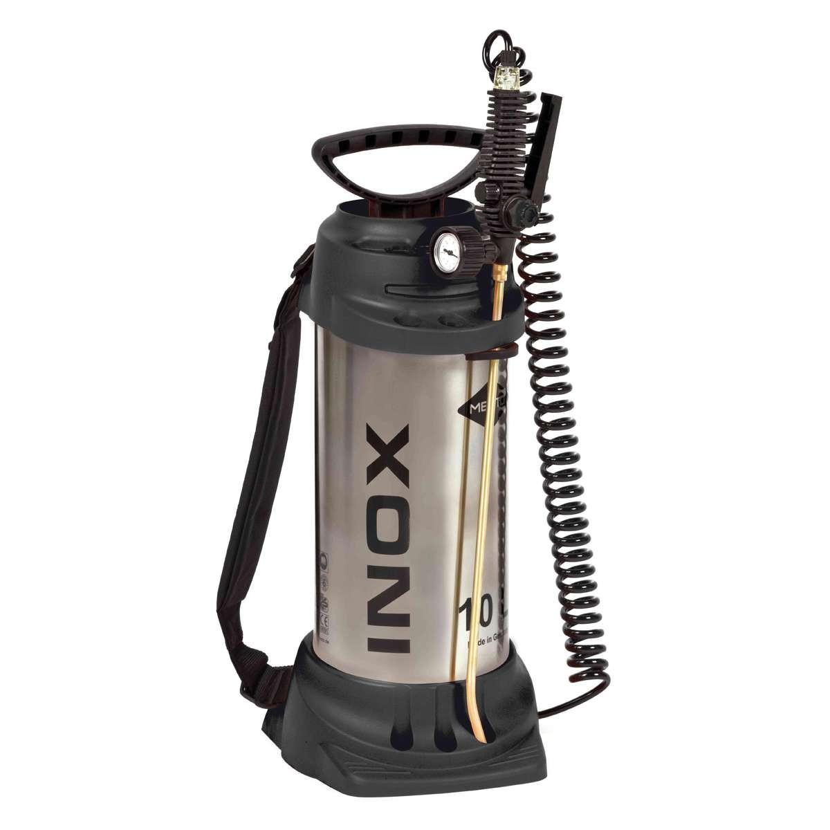 Mesto INOX 3615 - Füllinhalt: 10 l, ohne Dosicontrol