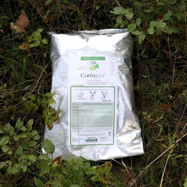 Certosan - biologisches Wildverbissschutzmittel