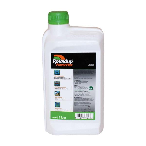 Roundup PowerFlex 1 Liter Gebinde