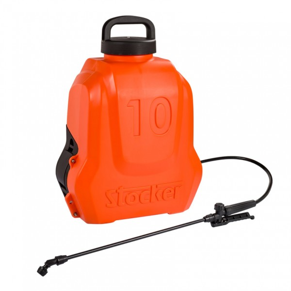 Battery-powered backpack sprayer 10 litre capacity / LI-ION