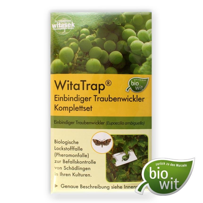 WitaTrap Einbindiger Traubenwickler Komplettset