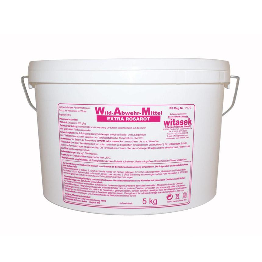 WAM Extra rosarot 5 kg