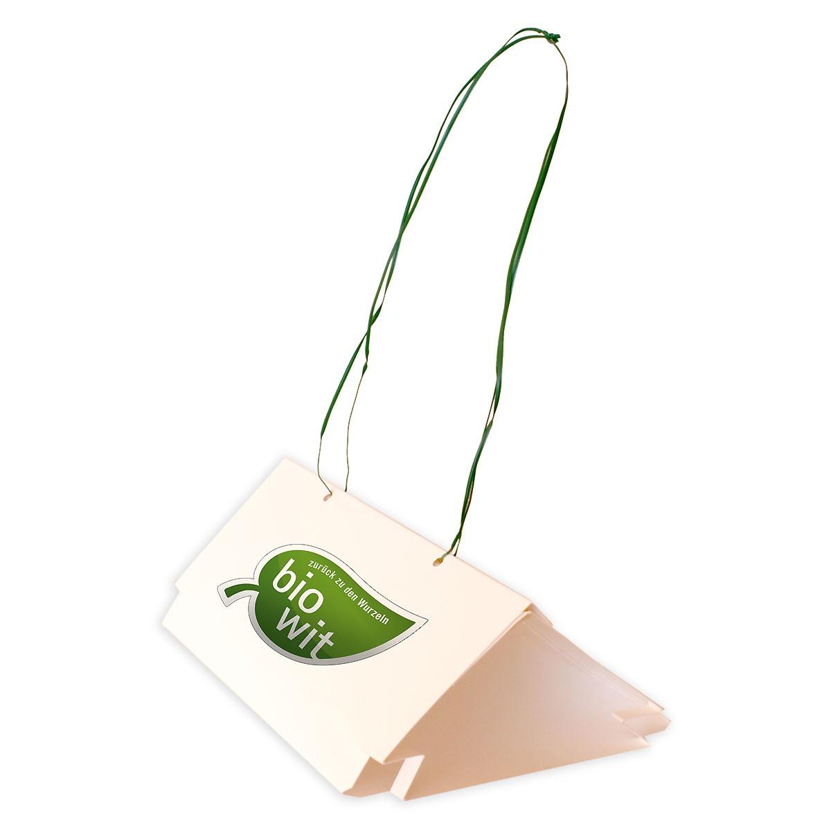 Klebeböden für WitaTrap® Delta super - Packung mit 2 Stück