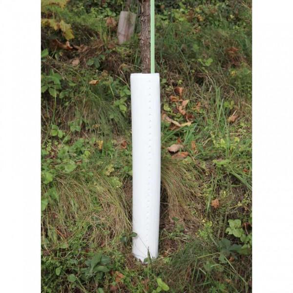 WitaHüll Wrap, 60 cm, white, vine shelter, vine protection tube