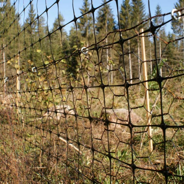 WitaPro Game Fence with Rabbit Netting