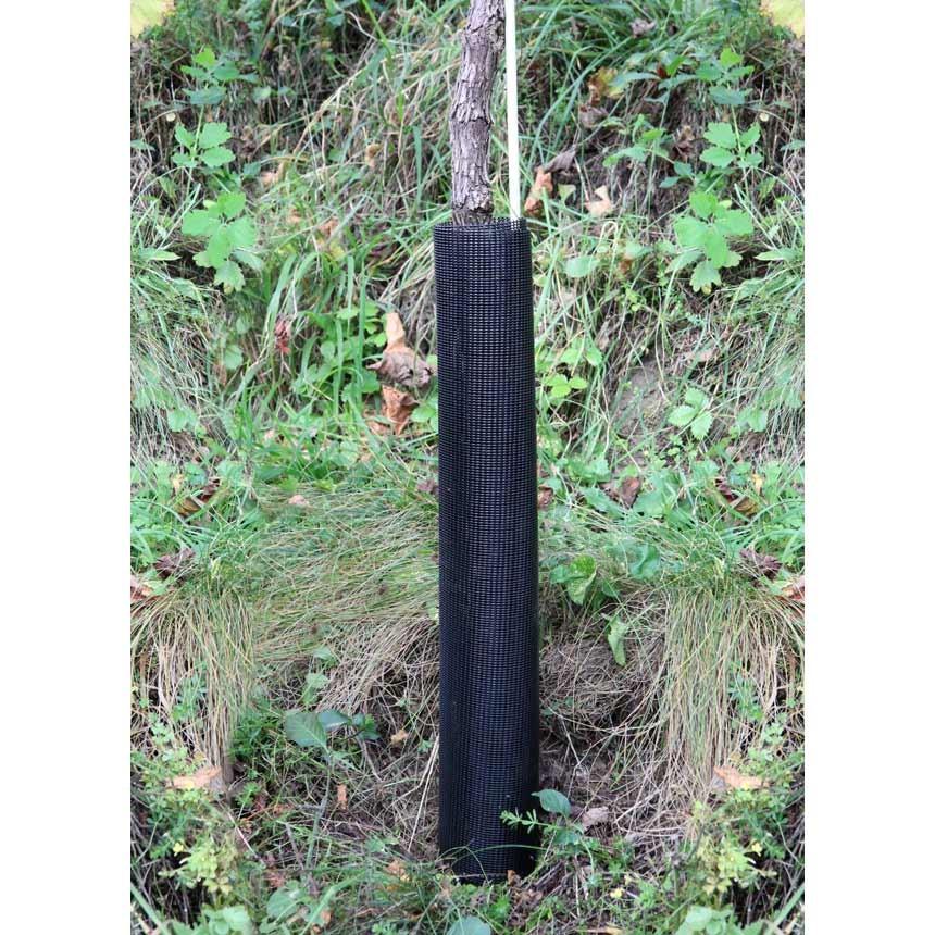 WitaNet Wrap, 60cm, schwarz, Rebschutzgitter, Rebschutzwrap