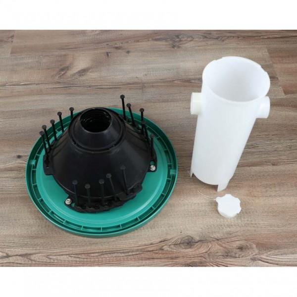 WitaTrap Multi Funnel Trap components