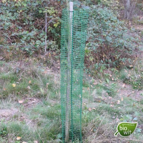 BioWit Freiwuchs 300, 120 cm, biologisches Baumschutzgitter